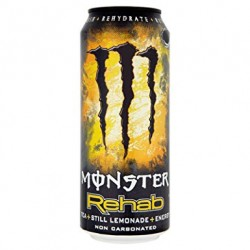 MONSTER REHAB TÉ 500ml