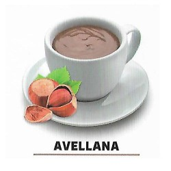 CHOCOLATE OQUENDO AVELLANA 12 SOBRES