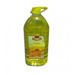 Aceite 5ltrs girasol