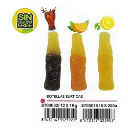BOTELLAS SURTIDAS