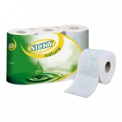 PAPEL HIGIENICO NICKY NATURE