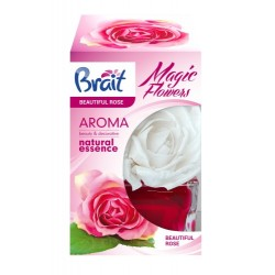 AMBIENTADOR BRAIT FLOWER ROSE CRISTAL 75ML
