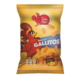 GALLITOS EL GALLO ROJO 40GR