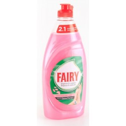 FAIRY ROSA Y SATEN 500 ML