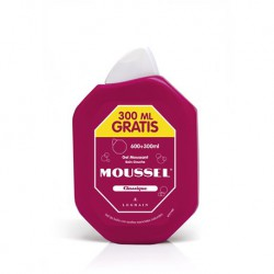 GEL MOUSSEL 600+300 ML