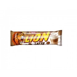 LION LATTE 40 UDS X 40 GR