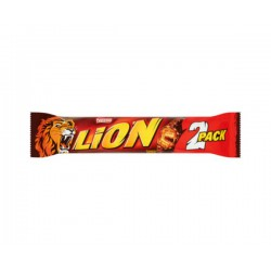 LION 2 PACK 28 UDS X 60 GR