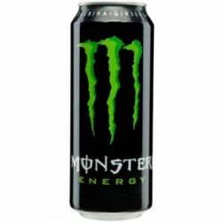 MONSTER VERDE 500ml
