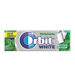 ORBIT WHITE HIERBABUENA