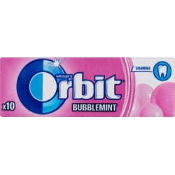 ORBIT BUBBLEMINT
