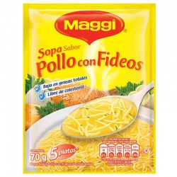 SOPA  MAGIC POLLO 82 GR