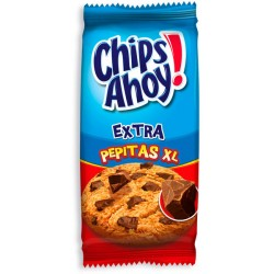 CHIPS AHOY EXT.PEPITAS 10*182 GRS