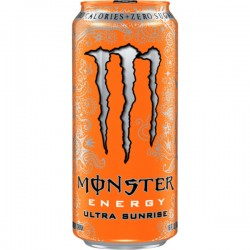 MONSTER ULTRA NARANJA